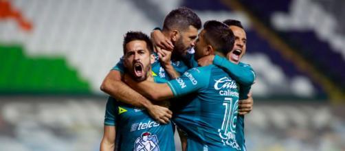 El Club León se consagró campeón del torneo Guard1anes 2020