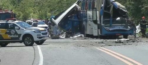 Empresa de ônibus envolvida em acidente com 41 mortos era clandestina. (Arquivo Blasting News)