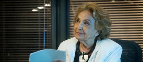 Eva Wilma faz 87 anos. (Reprodução/TV Globo)