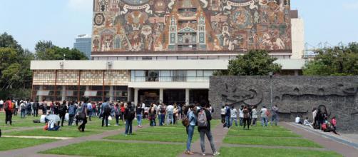 La Universidad Nacional Autónoma de México, UNAM.
