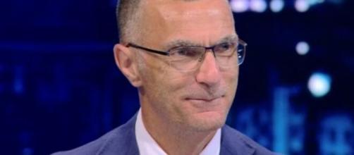 Beppe Bergomi, commentatore televisivo.