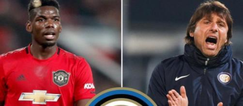 Conte pronto a portare Pogba all'Inter.
