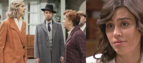 Il segreto, trame al 26-12: Dolores infuriata con Estefania, Alicia subisce un'aggressione.