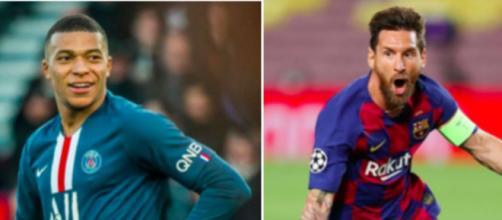 Le FC Barcelone Trolle le PSG sur twitter après le tirage au sort de la Ligue des champions - ©instagram