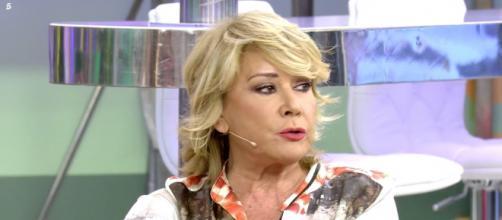 Mila Ximénez unas declaraciones muy contundentes sobre la actitud de Isabel Pantoja