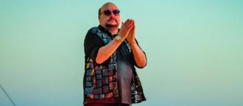 Paulinho, vocalista do Roupa Nova, morreu no Rio. (Arquivo Blasting News)