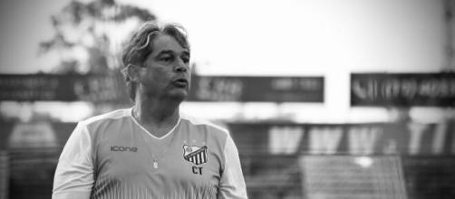 Técnico Marcelo Veiga, ídolo do Bragantino, morre aos 56 anos. (Arquivo Blasting News)