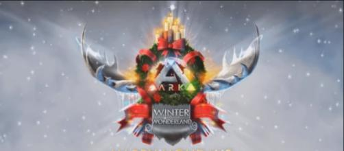 'ARK: Survival Evolved's' Winter Wonderland is about to go live. © LoadedCrysis/YouTube