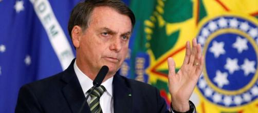 Bolsonaro diz que coronavírus o deixou aflito. (Arquivo Blasting News)