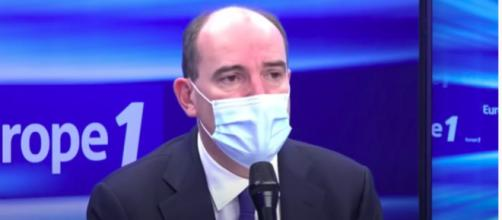 Jean Castex et le gouvernement se montrent pessimiste pour la suite -© Capture d'écran Vidéo Europe1