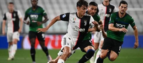 Juventus e Atalanta se enfrentam pela 12ª rodada da Serie A TIM 2020/21. (Arquivo Blasting News)