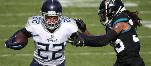 Los Titans de Derrick Henry quieren entrar a playoff ganando la AFC Sur. www.kxnet.com