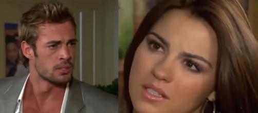Max prepara um jantar romântico para Maria. (Televisa)