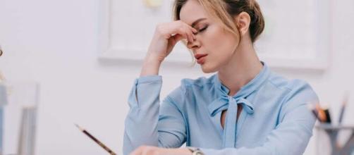O estresse pode desencadear graves problemas de saúde mental e física. (Arquivo Blasting News)