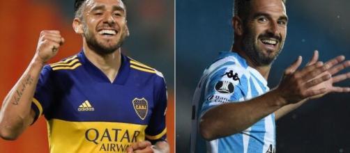 Racing e Boca se enfrentam na Libertadores. (Arquivo Blasting News)