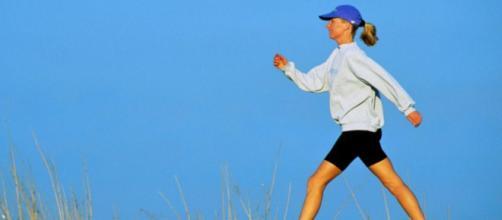 Stephanie Mansour diseña un método para adelgazar tan sencillo como salir a caminar