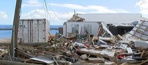 Tonga battles cyclone and coronavirus. [©Tagata Pasifika YouTube video]