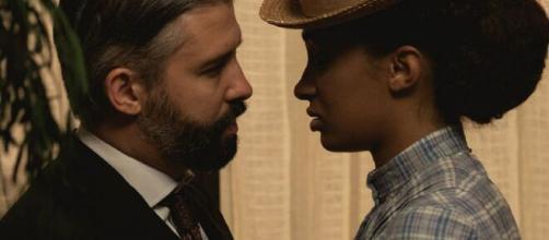 Una vita, trame Spagna: Felipe e Marcia diventano amanti dopo le mancate nozze.