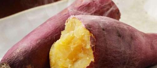Batata doce é um carboidrato de baixo índice glicêmico. (Arquivo Blasting News)