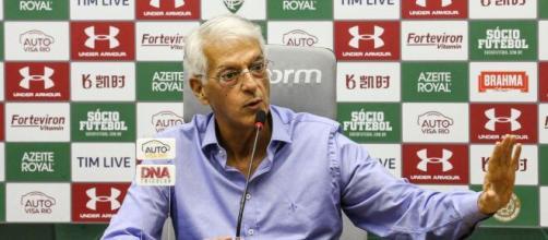 Celso barros, vice-presidente geral do Fluminense. (Arquivo Blasting News)