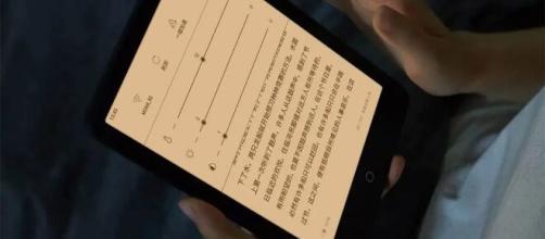 El nuevo libro electrónico de la tecnológica china Mi Electronic Paper Book Pro.