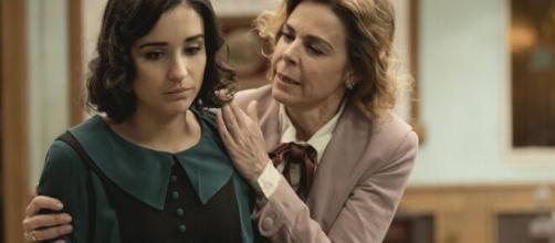 Il Segreto anticipazioni spagnole: Donna Begona ammazza Ramon