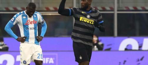 Inter 1-0 Napoli: i nerazzurri vincono grazie ad un goal di Lukaku