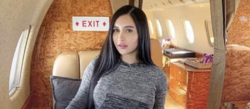 'Kim Kardashian mexicana' morre após cirurgia plástica. (Reprodução/Instagram)