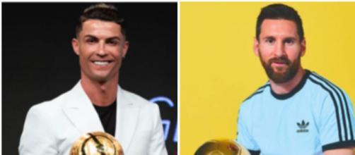 Les votes des deux légendes Cristiano et Messi dévoilés les fans sont furieux