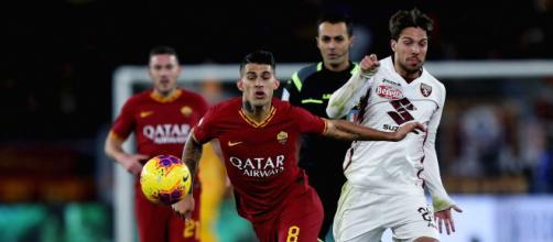 Roma e Torino se enfrentam nessa quinta-feira. (Arquivo Blasting News)