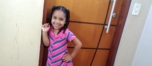 A criança foi encontrada morta nesta sexta-feira. (Reprodução/TV Globo)