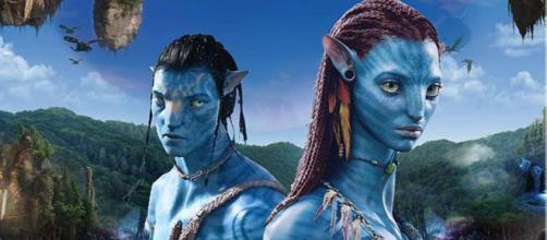 Avatar 2 filma con tecnología de punta.
