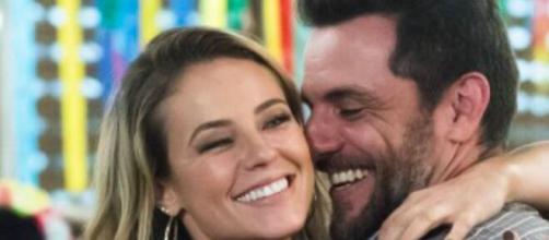 """Jeiza e Caio em """"A Força do Querer"""". (Reprodução/TV Globo)"""