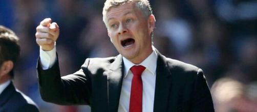 Solksjaer mostra desgaste no Manchester United. (Arquivo Blasting News)