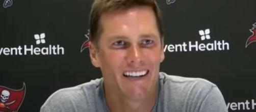 Brady was taken 199th overall in the 2000 NFL Draft (Image Credit: Tampa Bay Buccaneers/YouTube)