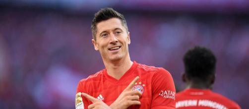 Lewandowski é o atual melhor jogador do mundo. (Arquivo Blasting News)