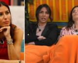 GF, Elisabetta dice gelosa a Dayane e Selvaggia sbotta: 'Più di me ha solo il mantenimento'.