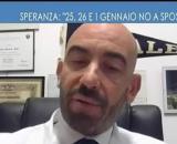 Matteo Bassetti critica Pier Ferdinando Casini.