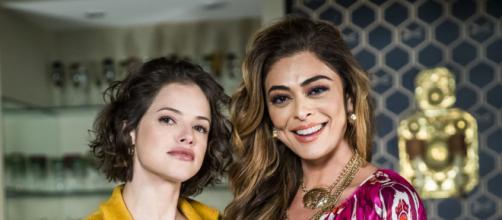 'A Dona do Pedaço' fez sucesso na Globo. (Reprodução/TV Globo)