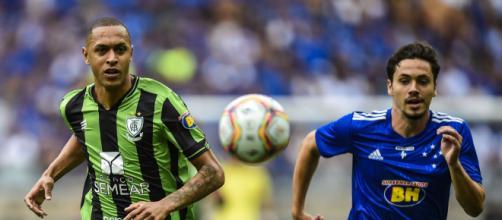 América-MG e Cruzeiro se enfrentam pela 25ª rodada do Campeonato Brasileiro da Série B. (Arquivo Blasting News)