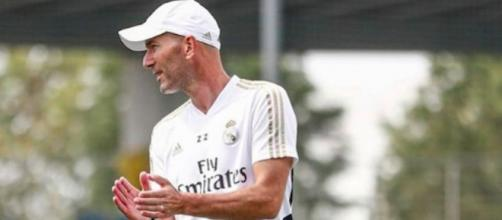 Après la défaite contre Shakhtar Donetsk, Zidane est critiqué pour son management du Real. ©Zidane/Instagram