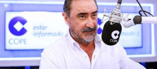 Carlos Herrera en imagen de COPE