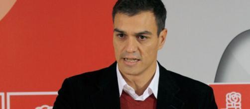 El presidente del Gobierno español, Pedro Sánchez.