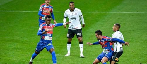 Fortaleza e Corinthians se enfrentam no estádio Castelão. (Arquivo Blasting News)