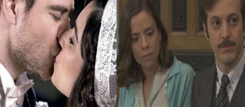 Il segreto, trame Spagna: Adolfo e Rosa si sposano, Marta fredda con Ramon.