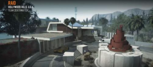 It looks like the Raid map might be making a comeback in 'Call of Duty.'