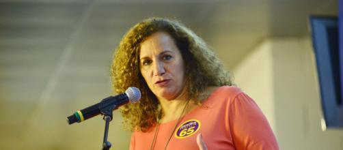 Jandira Feghali quer CPI para investigar o governo. (Arquivo Blasting News)
