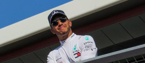 Lewis Hamilton is ill with COVID-19. ©Jen_ross83
