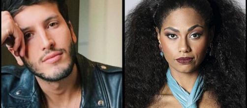 Sebastián Yatra y Nia Correia, protagonistas de 'Érase una vez...pero ya no'.