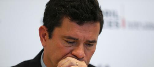 Sergio Moro está envolvido em mais uma polêmica. (Arquivo Blasting News)